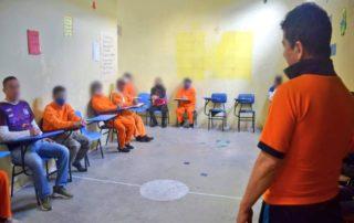 visitas en las cárceles de Ecuador