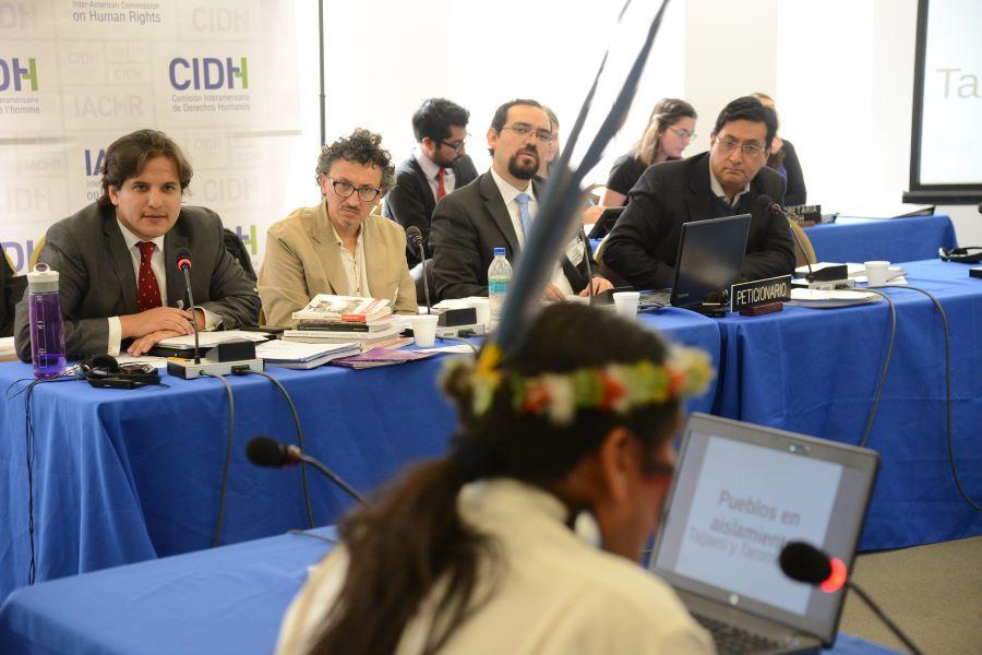 caso de los Pueblos Indígenas en Aislamiento en la Corte IDH