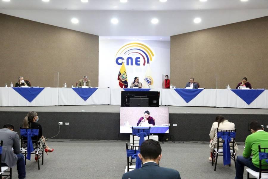 CNE reformuló el presupuesto para las elecciones