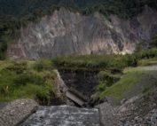 erosión del río Coca