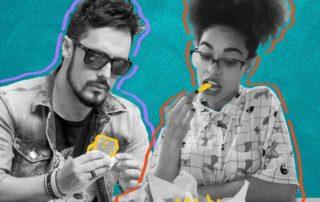 Jóvenes cambian sus hábitos alimenticios