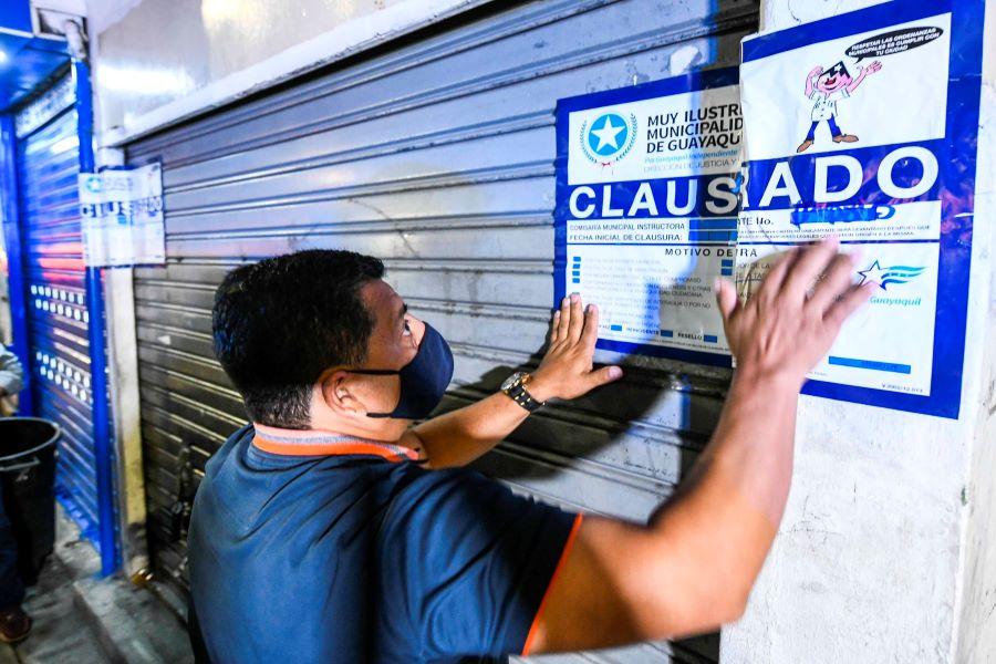 nuevas resoluciones en Guayaquil