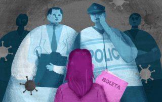denunciar violencia de género en pandemia