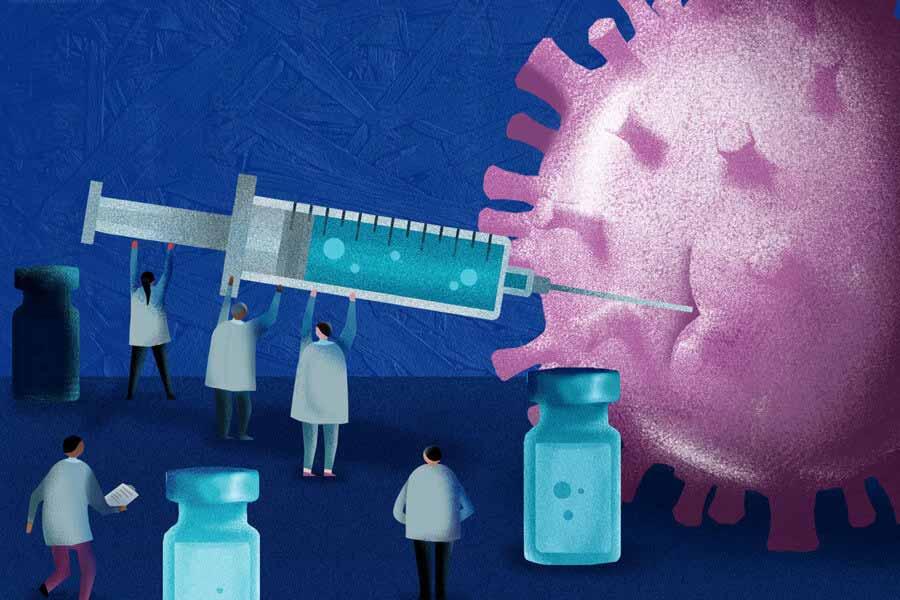 cómo funcionan las vacunas contra el covid-19