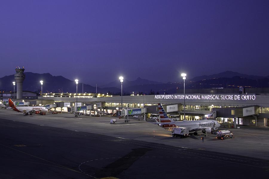 nuevas disposiciones del COE para los aeropuertos