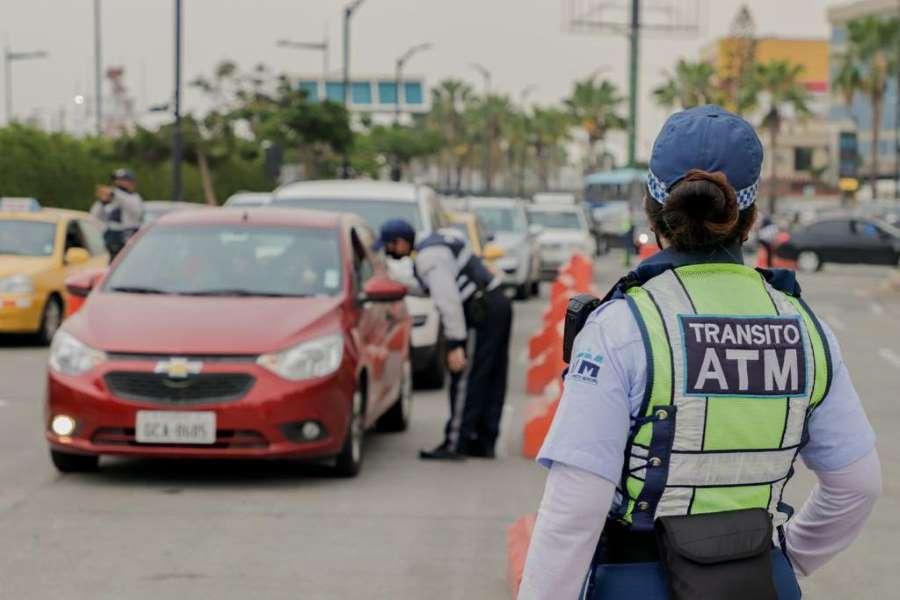 medidas de circulación vehicular en Guayaquil