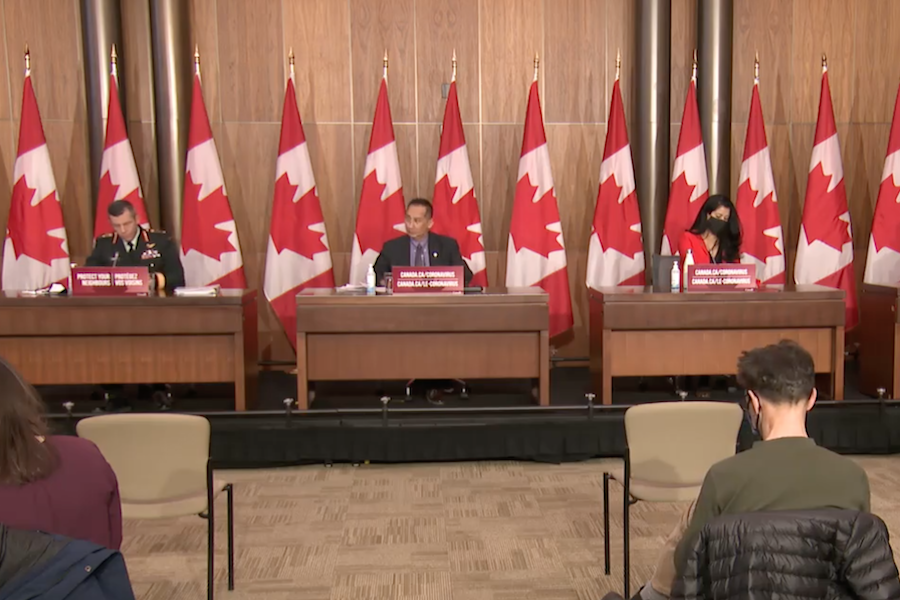 Canadá aprobó la vacuna contra el covid-19