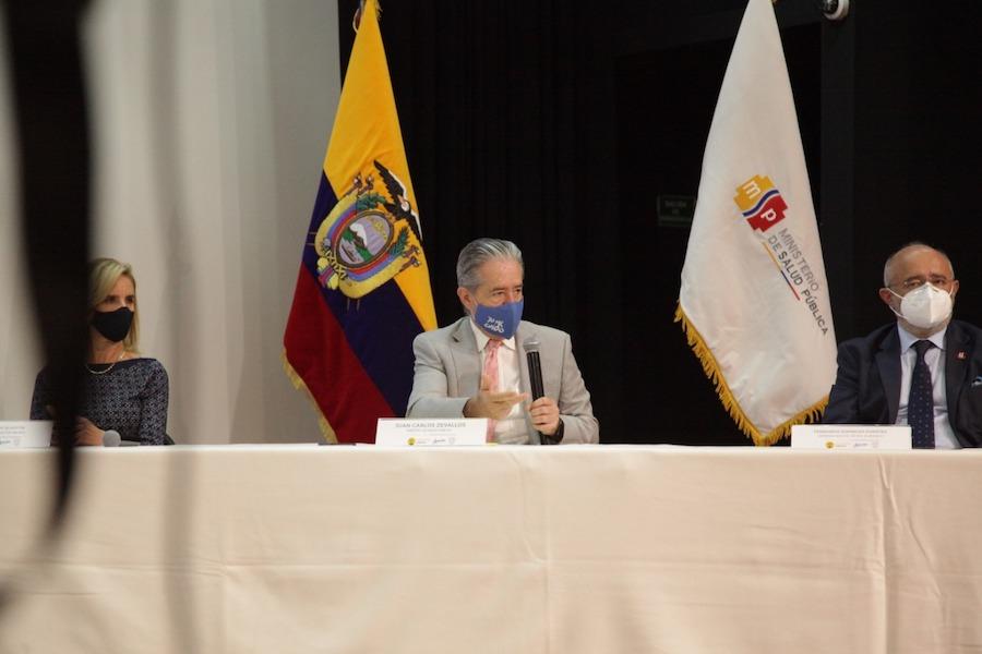 vacuna china contra el covid-19 en Ecuador