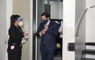 Andrés Arauz gestión de la vacuna