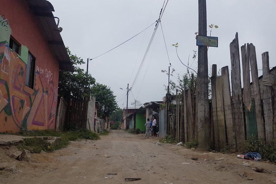 Basurero en Santo Domingo