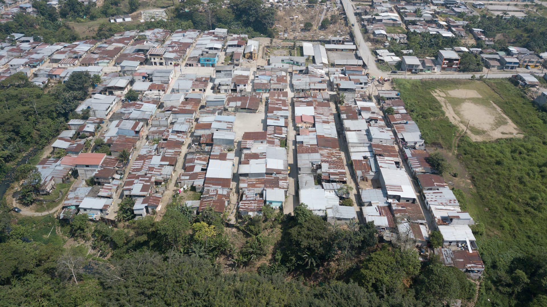 basura en Santo Domingo