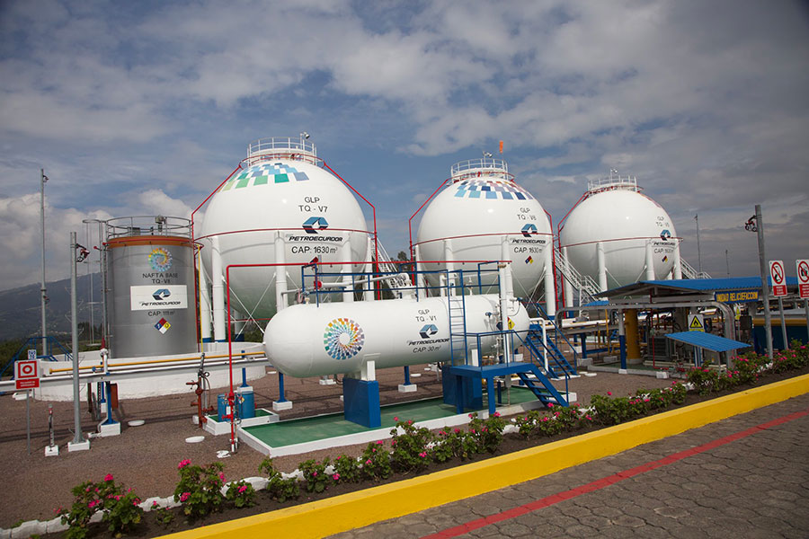 diferencia entre Petroecuador y Petroamazonas
