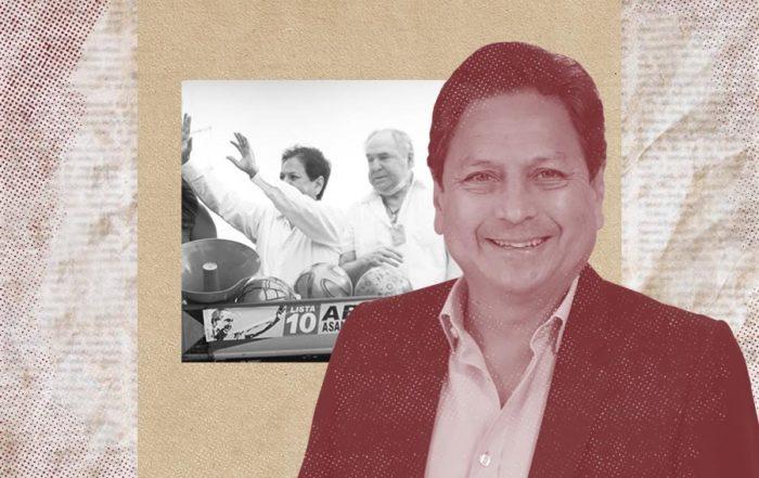 En esta carta abierta a Carlos Sagnay, candidato presidencial por FE, Mateo Tobar lo cuestiona por su falta de propuesta para los jóvenes. Ilustración de Gabriela Valarezo para GK.