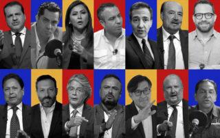 ¿Qué lecciones podemos sacar de los debates presidenciales? Ilustración de Paula De la Cruz para GK.