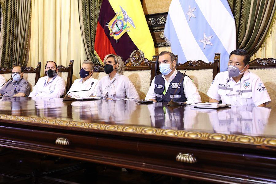 Guayaquil anuncia nuevas restricciones