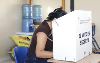 nulidad de las elecciones