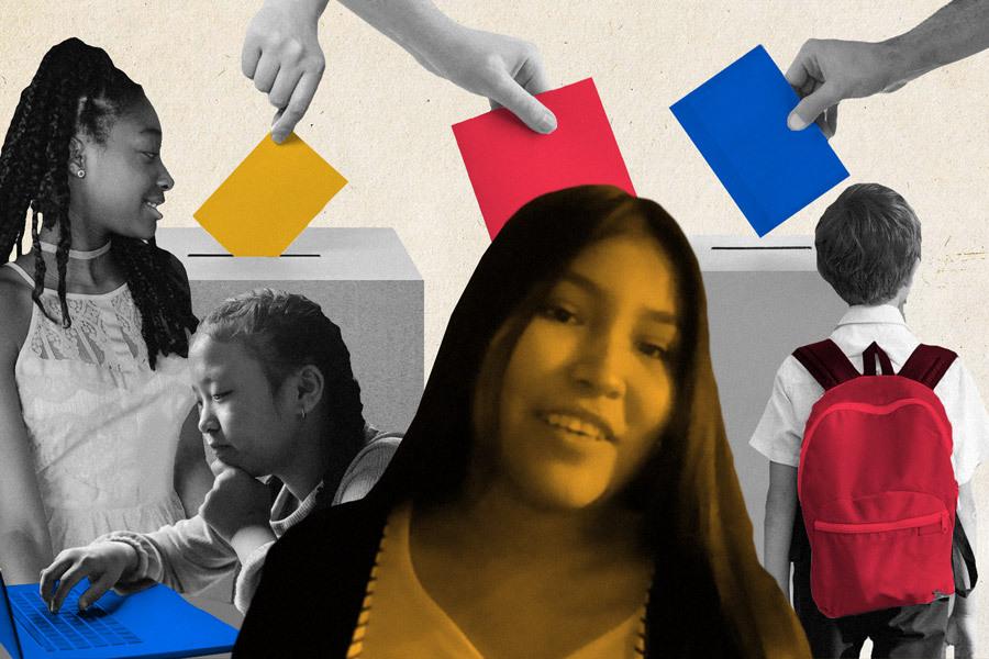 niñez y adolescencia en elecciones 2021