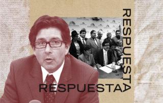 César Montúfar responde la carta abierta escrita por Daniel Moncayo Otatti. Ilustración de Paula De la Cruz para GK.