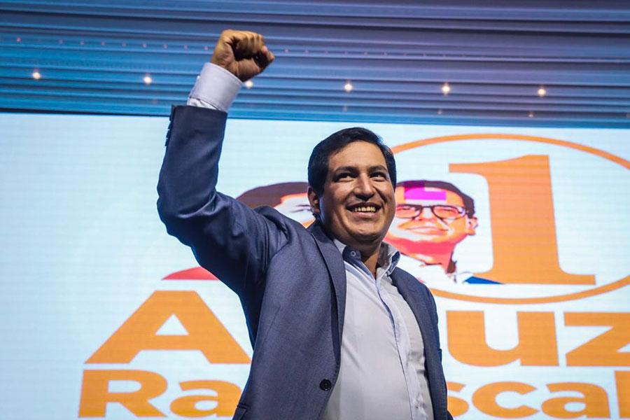 Arauz presentó queja ante el TCE