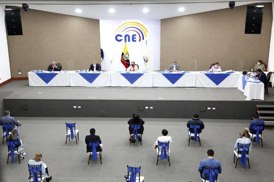 CNE no aprobó informe sobre nuevo conteo de votos