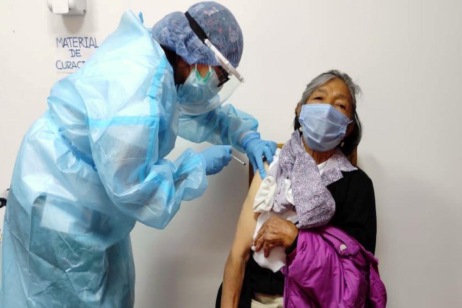 próximo lote de vacunas