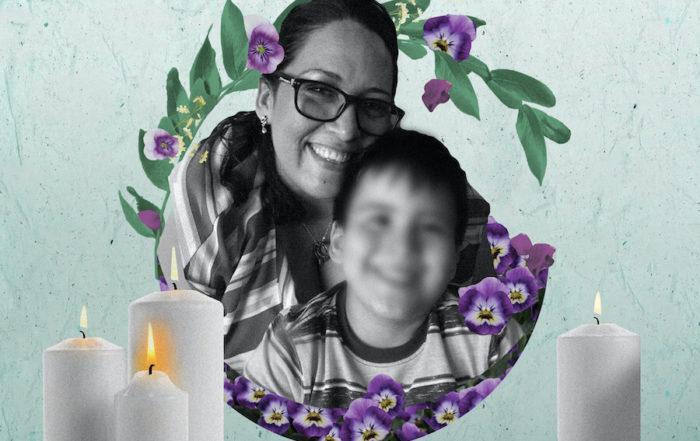 asesinato de Adriana y Santiago