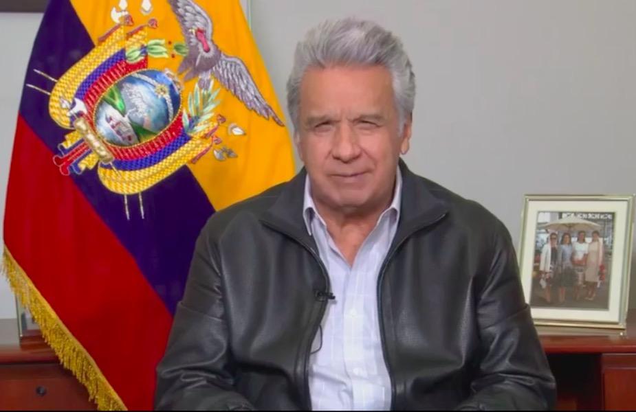 Moreno reconoce