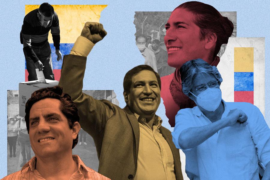 ¿Qué nos dicen los primeros resultados de las elecciones 2021? Ilustración de Paula De la Cruz para GK.