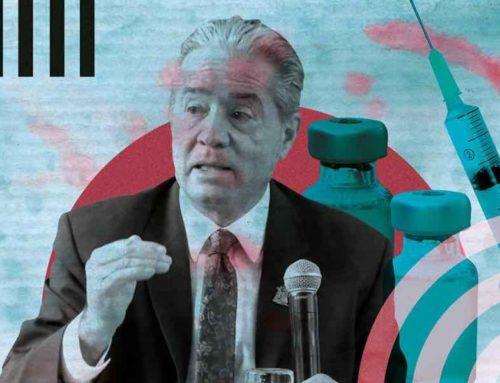Juan Carlos Zevallos, el ministro de la pandemia