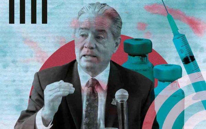 ¿Qué legado deja el Ministro de Salud tras once meses de gestión? Ilustración de Paula De la Cruz para GK.