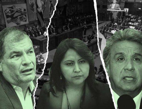 Auge, hegemonía, agonía y muerte de Alianza País